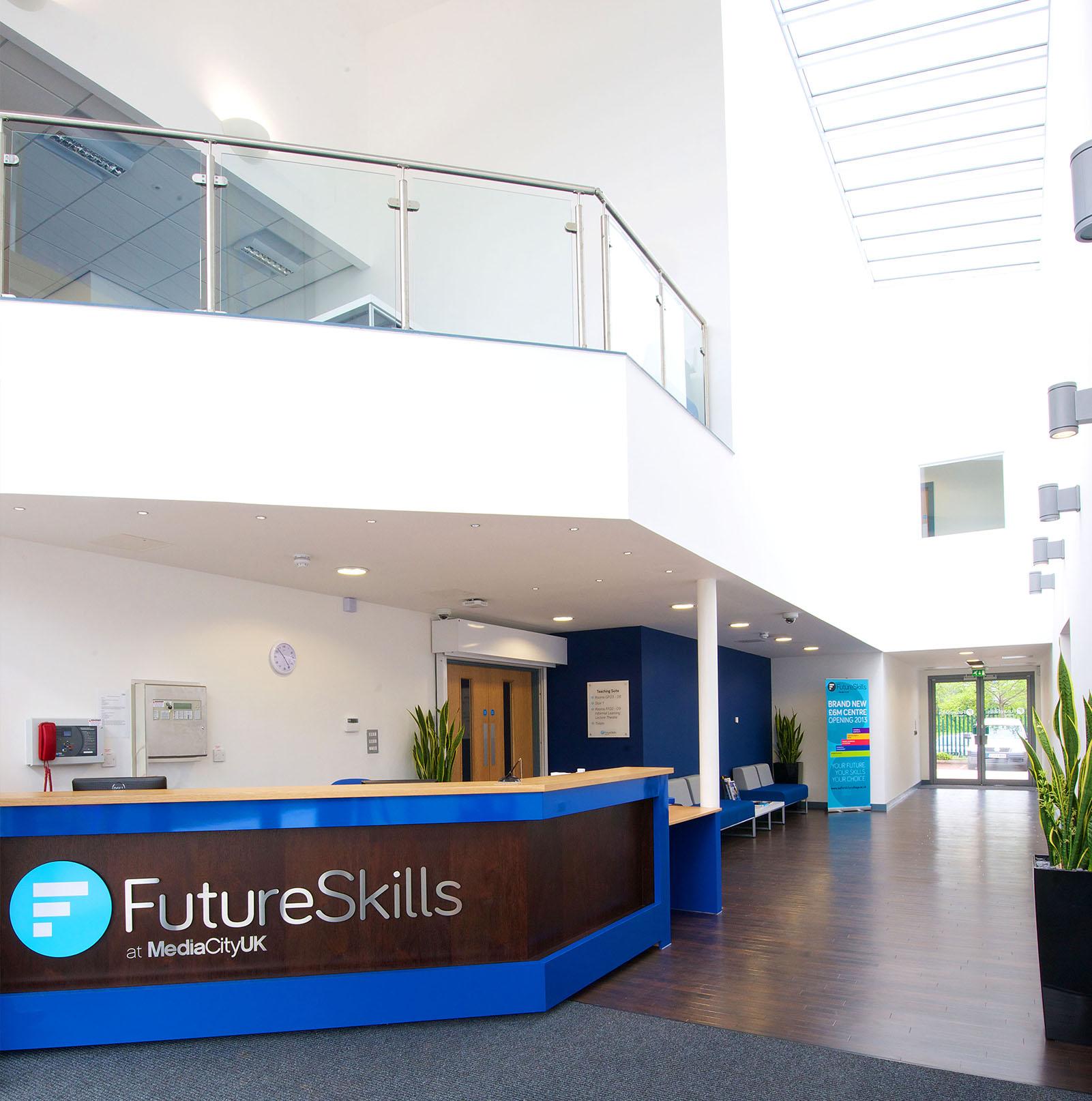 Future Skills, MediaCityUK